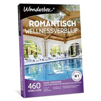 Wonderbox NL Romantisch Wellnessverblijf
