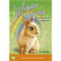 Les lapins magiques - tome 2 Des vacances magiques