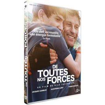 De toutes nos forces  DVD