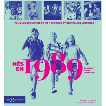 1989, Le Livre de ma jeunesse