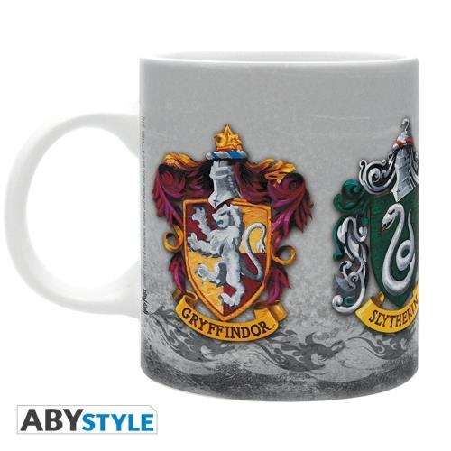 Harry Les 320 Maisons 4 Mug Potter Ml 8n0PwOkX