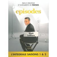 Episodes - Coffret intégral des Saisons 1 et 2 - Edition Limitée
