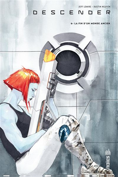 Descender, Tome 6 de Dustin Nguyen