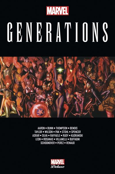 Marvel Générations