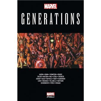 Marvel GénérationsMarvel generations