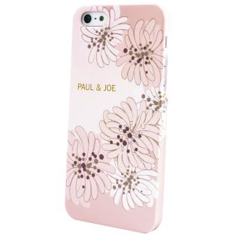 Coque Paul Joe iPhone 5S Fleur