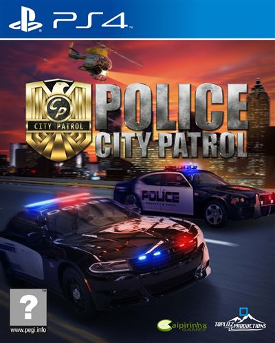 City Patrol Police PS4