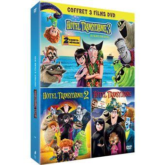 Hôtel TransylvanieHôtel Transylvanie 3 films Coffret DVD