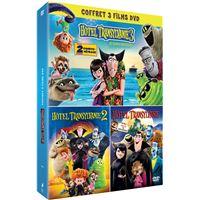 Hôtel Transylvanie 3 films Coffret DVD