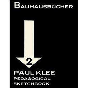 Bauhausbucher,2:1925 paul klee pedagogical bauhausbucher,2