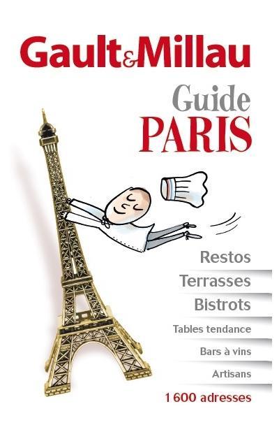 Gault & Millau Guide Paris