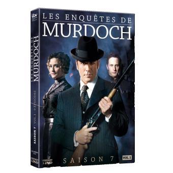 Les Enquêtes de MurdochSaison 7 Volume 1 - 3 DVD