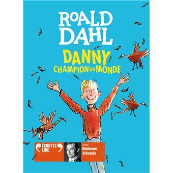 Danny, champion du monde cd