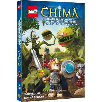 Lego les l gendes de chima saison 2 partie 1 dvd dvd - Legende de chima saison 2 ...