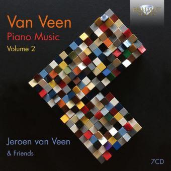 PIANO MUSIC VOL.2/7CD