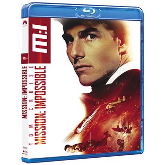 Mission : Impossible  Les FilmsMISSION IMPOSSIBLE -FR-BLURAY