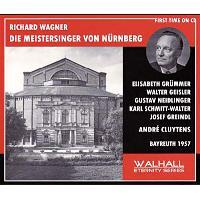Maitres chanteurs de Nuremberg - Festival de Bayreuth 1957