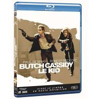 Butch Cassidy et le kid Blu-ray