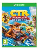 Crash Bandicoot Team Racing Nitro Fueled  Xbox One