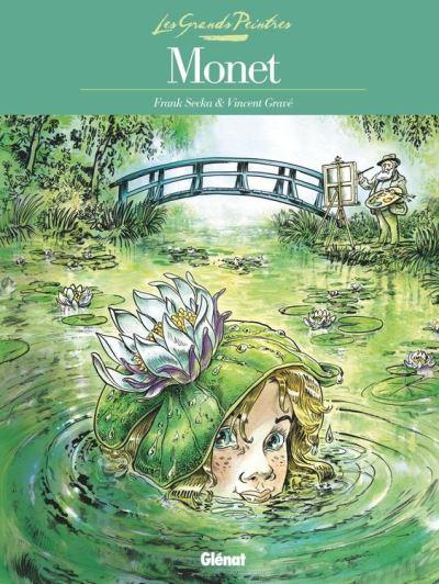 Les Grands Peintres - Monet - Les Nymphéas - 9782331020339 - 9,99 €