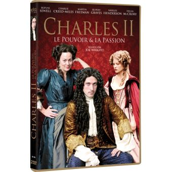 Charles II : Le Pouvoir et la PassionCharles II : Le Pouvoir et la Passion L'intégrale DVD