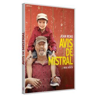 Avis de mistral DVD