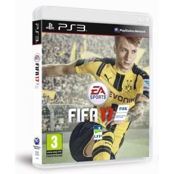 Fifa 17 Ps3 Prix Amazon