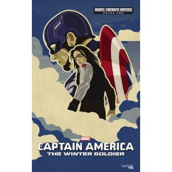Marvel Cinematic Universe Phase TwoMarvel Cinematic Universe - Phase Two - Captain America - THE WINTER SOLDIER