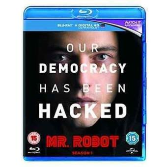 Mr. RobotMr. Robot Season 1 Blu-ray