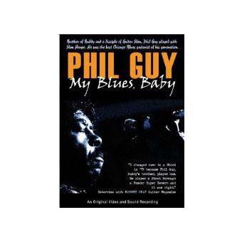 My Blues, Baby Digipack DVD