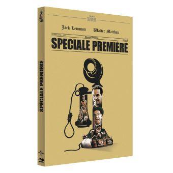 Spéciale première DVD