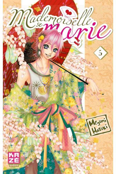 Mademoiselle se marie - Tome 05 : Mademoiselle se marie