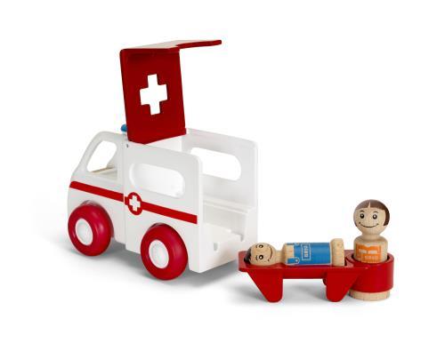 Brio My Home Town Ambulance Son Et Lumiere