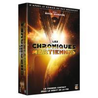 Chroniques martiennes - Coffret intégral 3 DVD