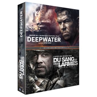 Coffret Mark Wahlberg DVD