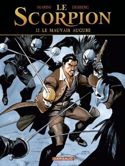 Le Scorpion - tome 12 - Le Mauvais Augure - 9782505086147 - 9,99 €
