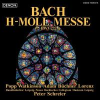 Bach : H-Moll Messe - Bwv.232 (2 CD)