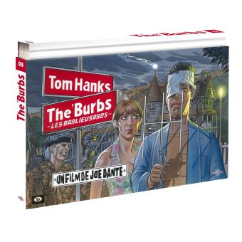 The 'Burbs Les banlieusards Coffret Ultra Collector 5 Combo Blu-ray DVD