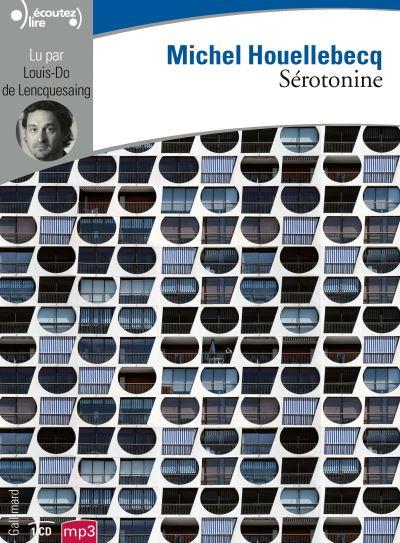 Sérotonine - 1 CD audio