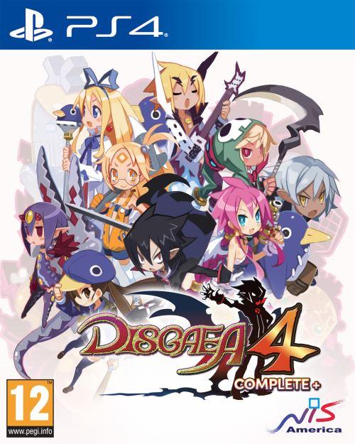 Disgaea 4 Complete+ PS4