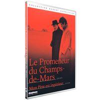 Coffret Le promeneur du champ de Mars Mon Père est ingénieur DVD