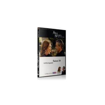 Alice Nevers : le juge est une femmeAlice Nevers : le juge est une femme Saison 10 DVD