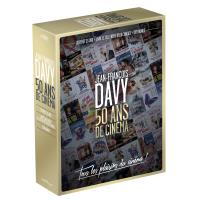 Coffret Davy 50 ans de cinéma DVD