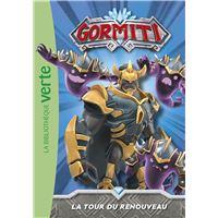 Gormiti 03 - La tour du renouveau