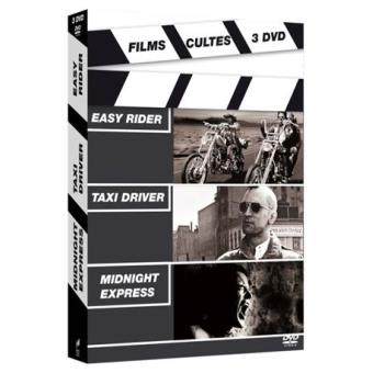 Easy Rider/Midnight Express/Taxi Driver DVD-Box