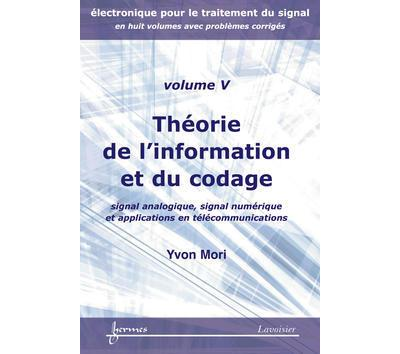 Theorie de l'information et du codage signal analogique sign