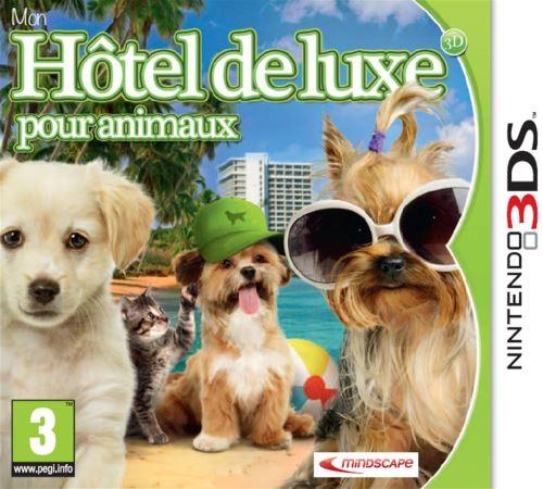 Mon Hôtel de luxe pour animaux Nintendo 3DS