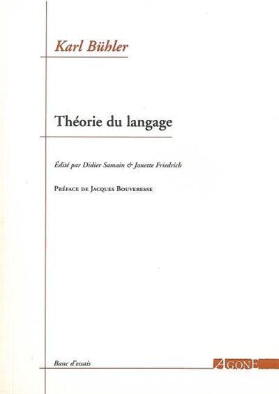 Théorie du langage