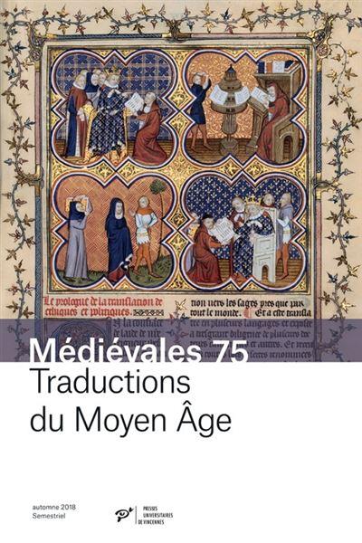 Traductions du moyen âge