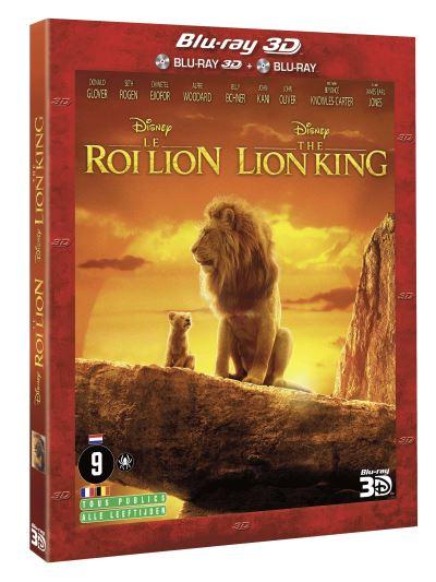 Le Roi Lion [Disney - 2019] - Page 34 Le-Roi-Lion-Blu-ray-3D